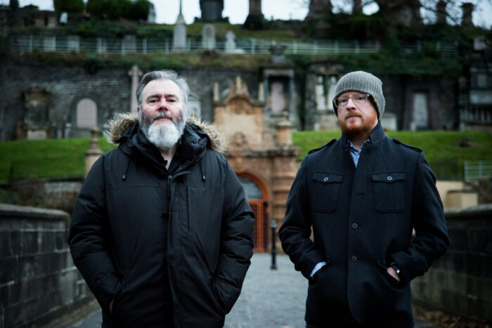 ARAB STRAP  Announce Their First Album For 16 Years