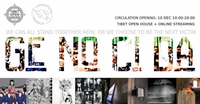 Výstava GENOCIDA: Pokud Se Lidstvo Nezmění, Historie Se Bude Stále Opakovat
