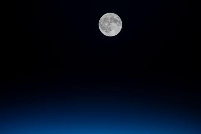 Dnes V Noci Je úplněk, Těšíme Se Na Další