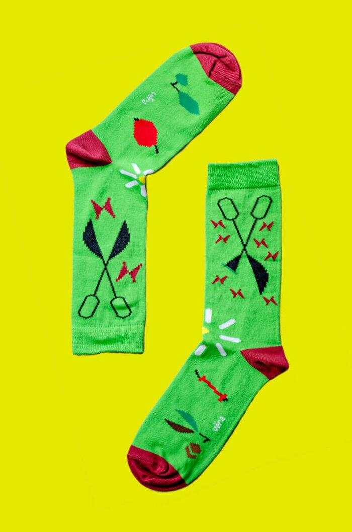 Plakátová Sbírka A Obchod Terryho Ponožky Slaví 15 Let