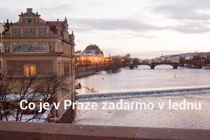Aktualizujeme: Co Je V Praze Zadarmo V Lednu 2021