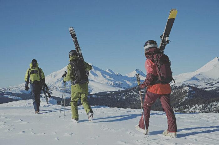 Za Zimními Sporty Vkvalitním Vybavení