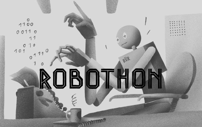 V Pátek Proběhne Inovační Online Maraton Robothon 2021