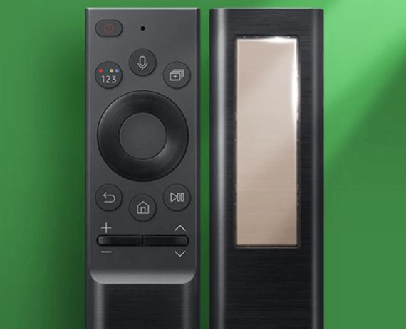 Bez Baterií: Televize Od Samsungu Budou Mít Ovladače Se Solárním Nabíjením