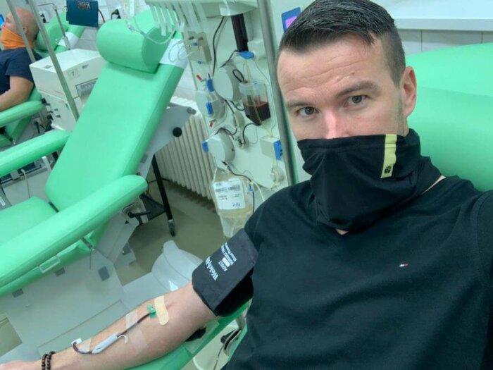 Kolín Krajským Premiantem Vodběrech COVID Krevní Plazmy. Ne Každý Dárce Však Splňuje Podmínky