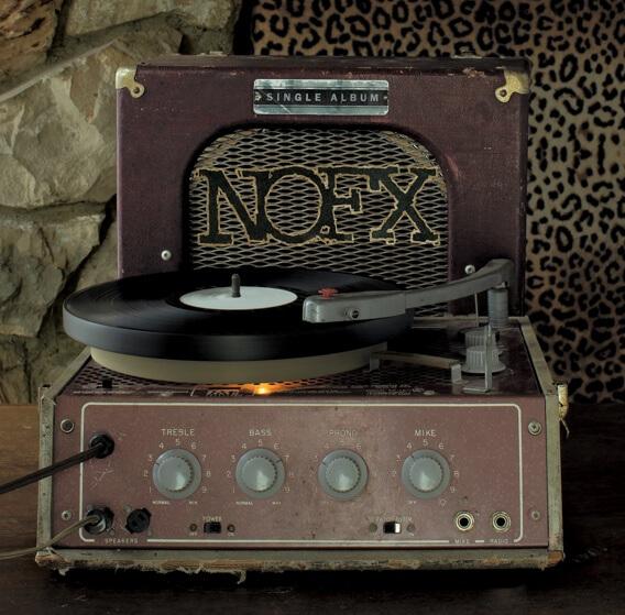 NOFX Vydají Album, Oceňují Autory Coververzí
