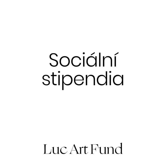Výběrové řízení Na Sociální Stipendia Pro Výtvarné Umělce A Umělkyně