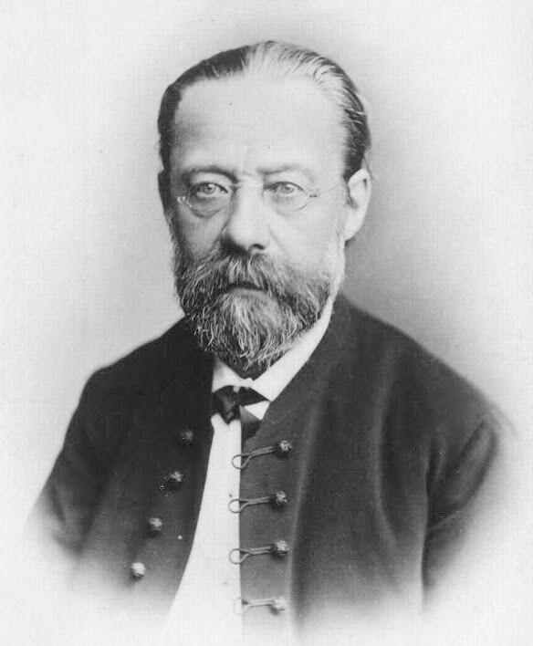 Bedřich Smetana Na Kontrabas + Klavír