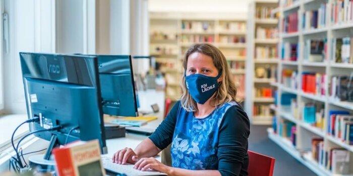 Online Jazykové Kurzy V Goethe-Institutu. Foto Pavlína Jáchimová, Goethe-Institut