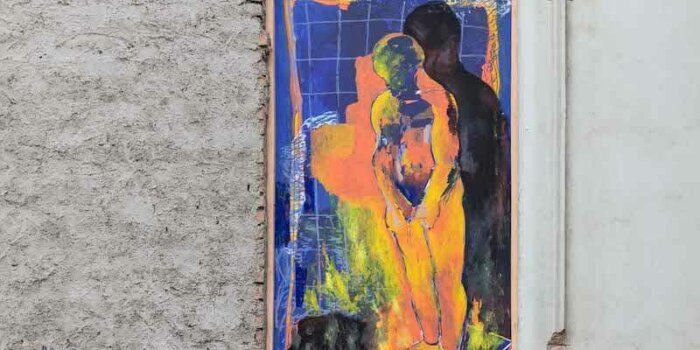 Autorka Sofie Švejdová, Foto Galerie Fasáda