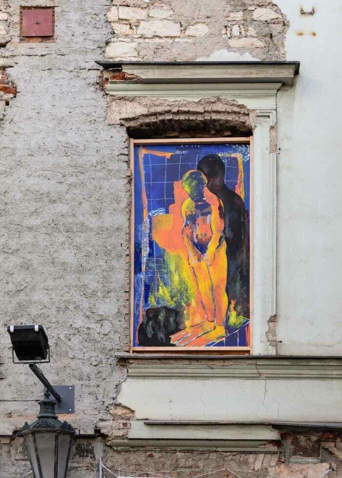 Venkovní Galerie: Umění Na čerstvém Vzduchu