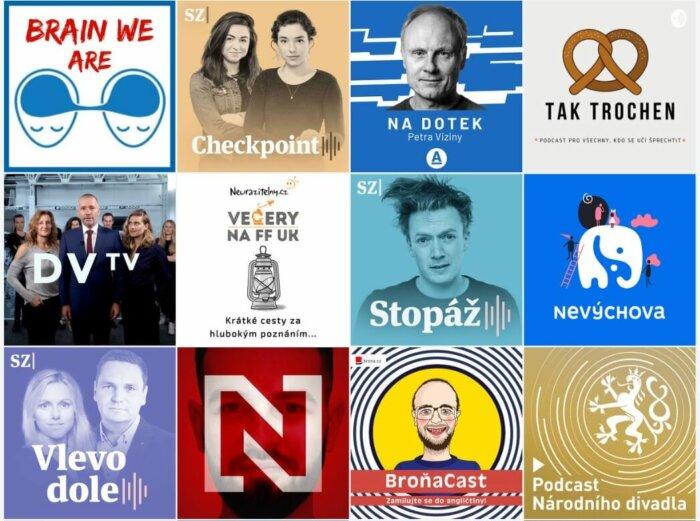 Výběr Podcastů, Které Nás Baví (1.)