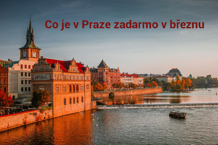 Co Je V Praze Zadarmo V Březnu 2021