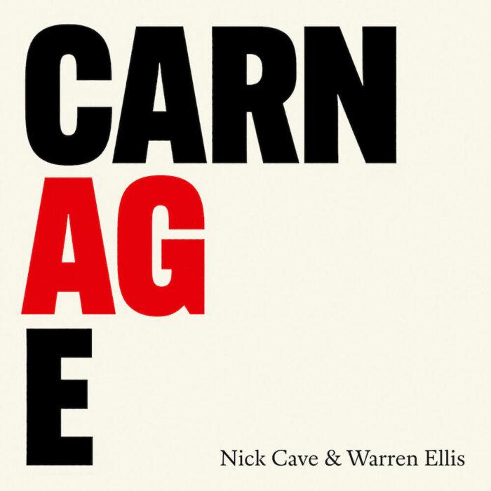 Audio: Nick Cave, Warren Ellis – Carnage