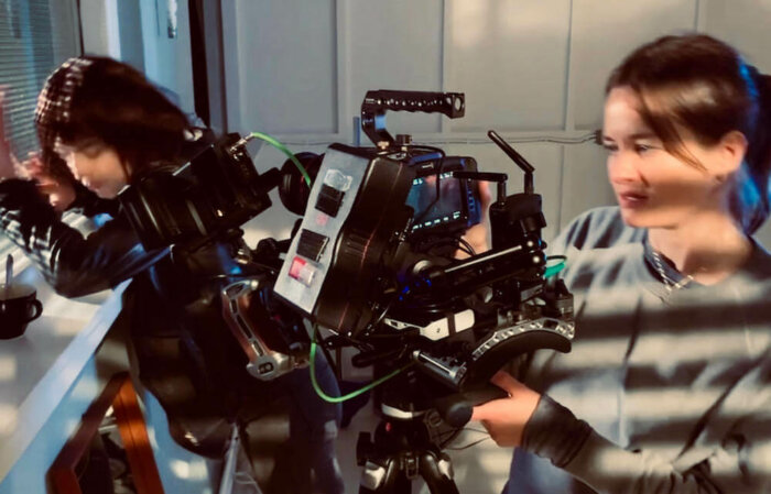 Rozhovor: Režisérka Tine Reingaard O Práci S New Order A žití V Dánsku