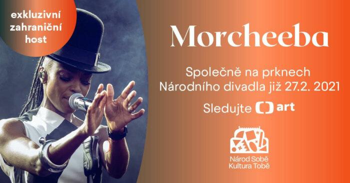 Morcheeba Hostem Sobotního Koncertu Národ Sobě – Kultura Tobě