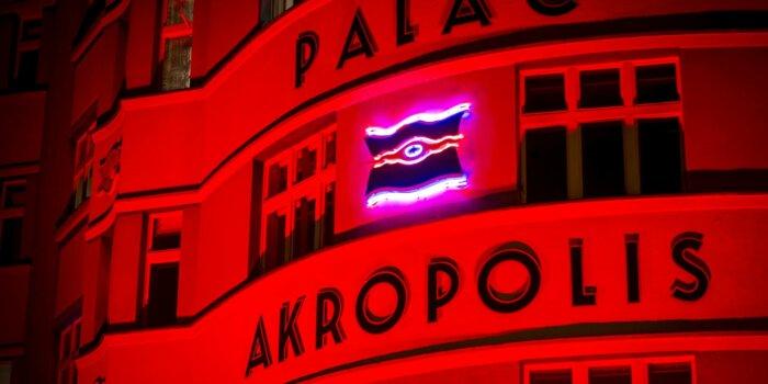 Palác Akropolis Foto Vojtěch Brtnický