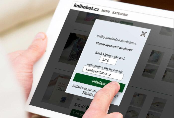 Knihobot Vylepšuje Svoji Holandskou Aukci. Zákazníci Sami Zadají, Za Kolik Chtějí Knihu Koupit