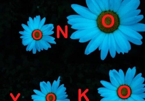 The Jesus And Mary Chain Ono Yoko Cover Art