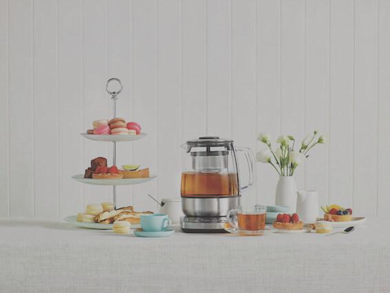 Čajový Tip: Konvice Sage The Tea Maker Compact STM700