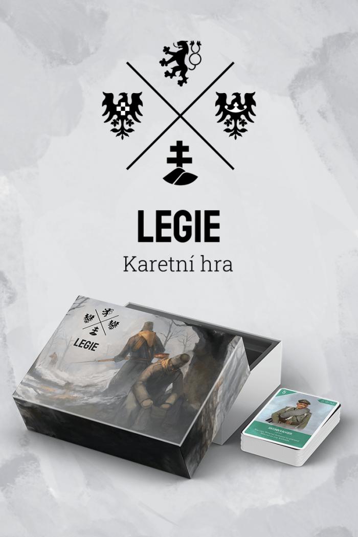 Boj československých Legionářů Na Sibiři Se Dočká Deskové Hry