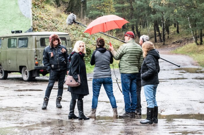 Sommerová Natáčí Film O Kocábovi