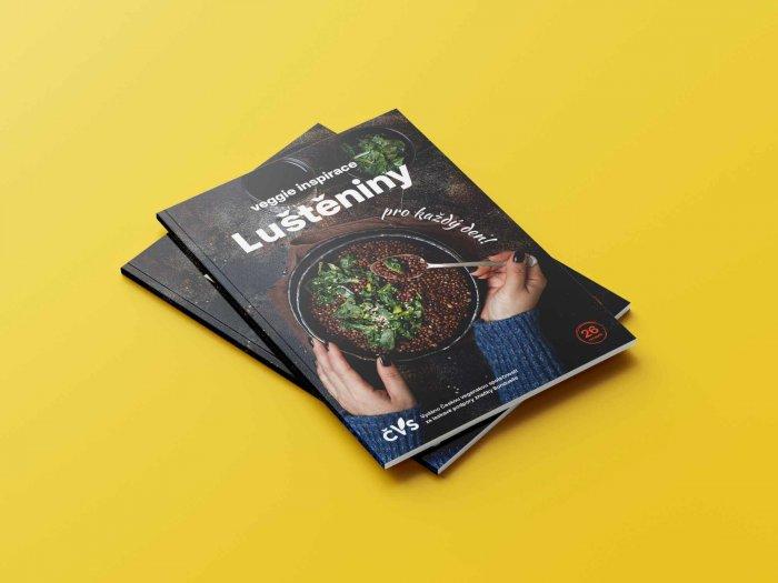 Poznejte Benefity Luštěnin S Novým E-bookem Plným Lahodných Receptů