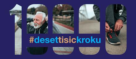 Výzva 10 000 Kroků Zlákala Tisíce Lidí