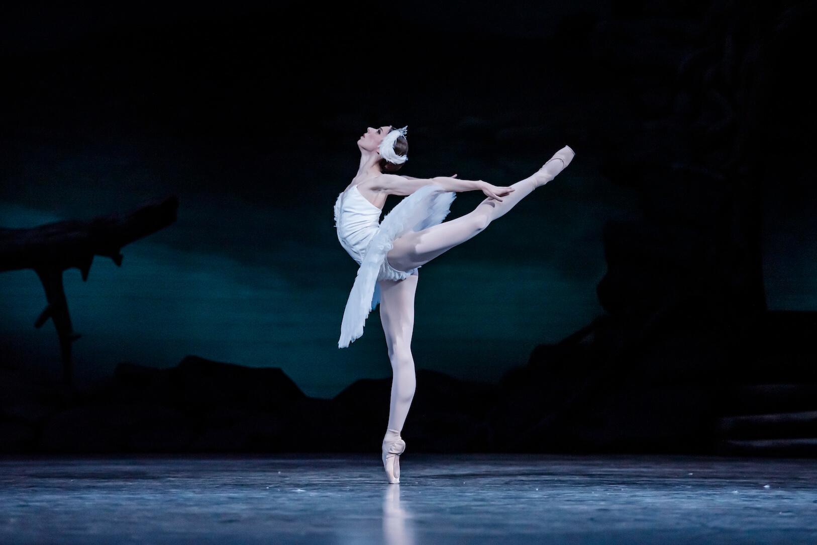 Balet ND Or Labuti Jezero Alina Nanu Foto Serghei Gherciu