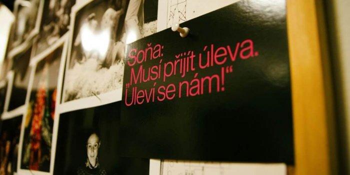 HaDivadlo Pozitivni Kampan Foto Sviatlana Buyevich