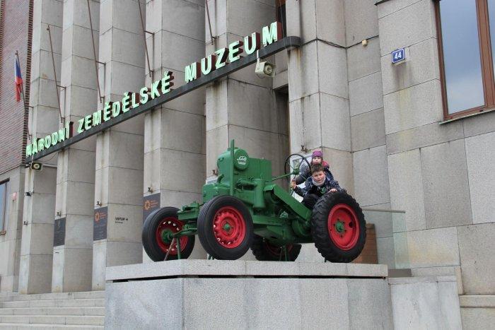 Národní Zemědělské Muzeum Připravilo Na Květen Několik Výstav A Akcí