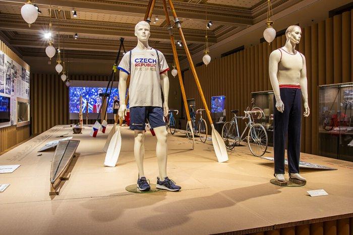 Národní Muzeum Otevírá Novou Výstavu Olympijské Tokio