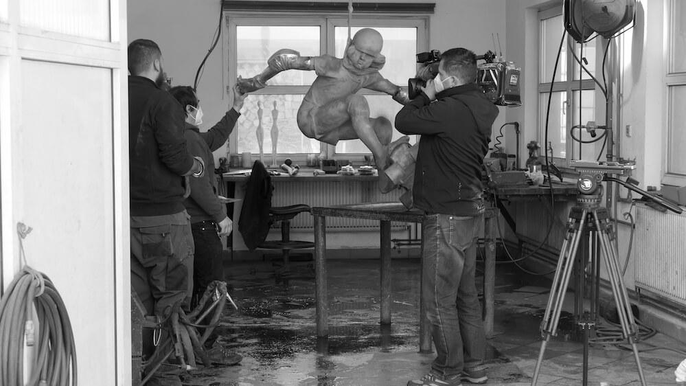foto archiv projektu / Vyšehradskej jezdec