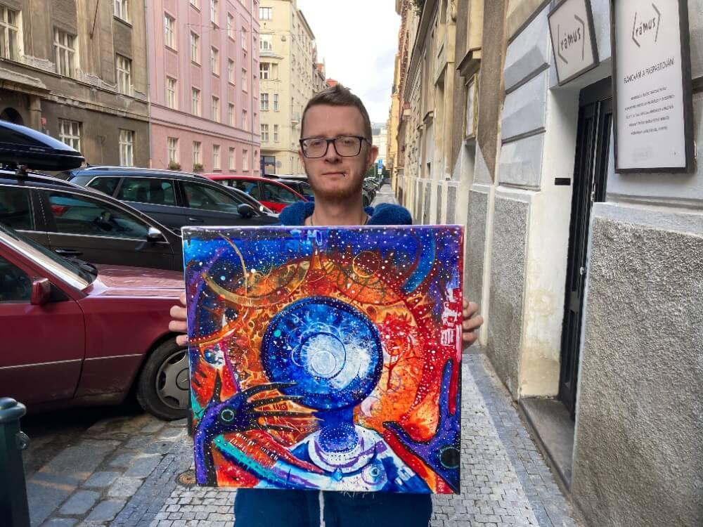 Jakub König, foto Jiří Janda