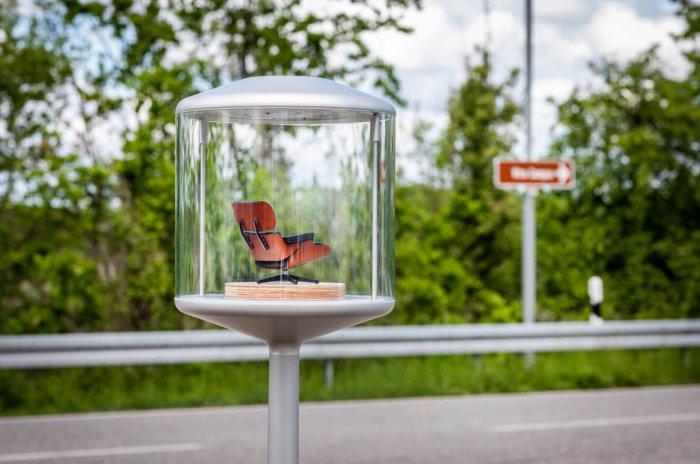 Vitra Designweg: Nová Naučná Stezka Propojí Centrum Weil Am Rhein A Vitra Campus
