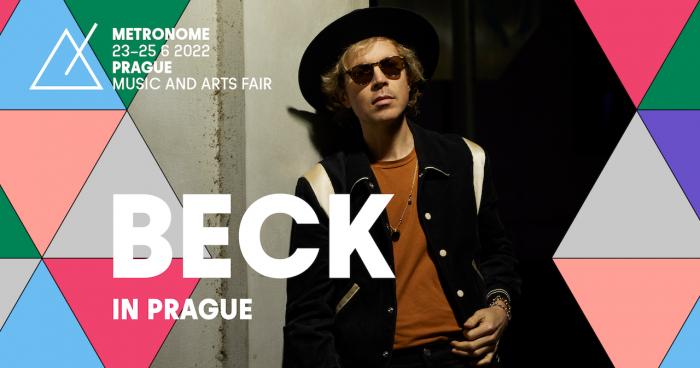 Beck Potvrzuje účast Na Metronome Prague 2022