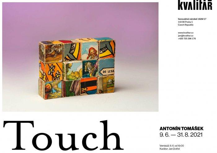 Výstava V Galerii Kvalitář Mapuje Volnou Tvorbu Designéra Antonína Tomáška
