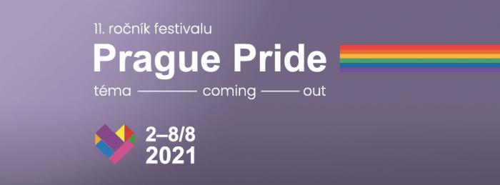 Festival Prague Pride V Prvním Srpnovém Týdnu Nabídne Sto Různých Akcí