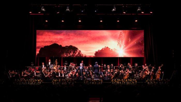 Na Letní Scéně Lucerna Music Baru Zazní Hudba Z Hollywoodských Filmů