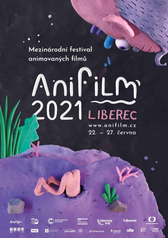 Program Mezinárodního Festivalu Animovaných Filmů Anifilm 2021 Zveřejněn