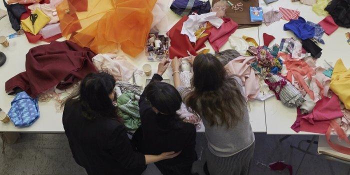 Panenkový Workshop Pro UNICEF S Liběnou Rochovou Foto Ondřej Kubeš A Markéta Slaná,2021