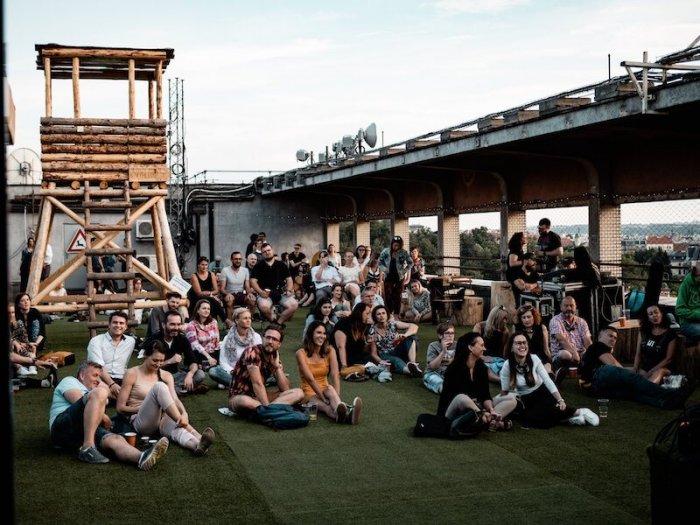 Kino Lucerna Otevírá Letní Kino Na Střeše RADOST