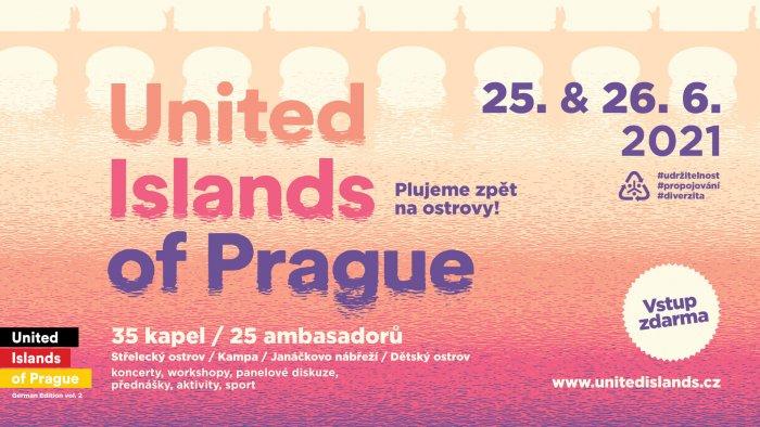 Festival United Islands Of Prague Přiveze Zahraniční Hudebníky. Nabídne I Tuzemské Vycházející Hvězdy