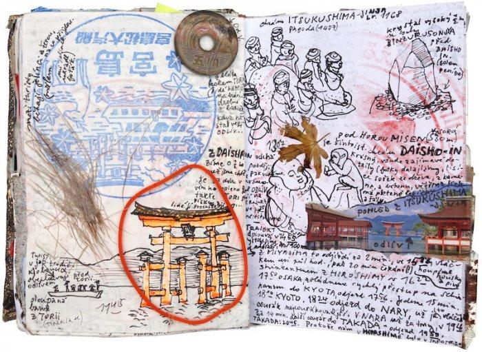 JAPONSKO V DETAILECH: Krásná Kniha Veroniky Richterové A Michala Cihláře
