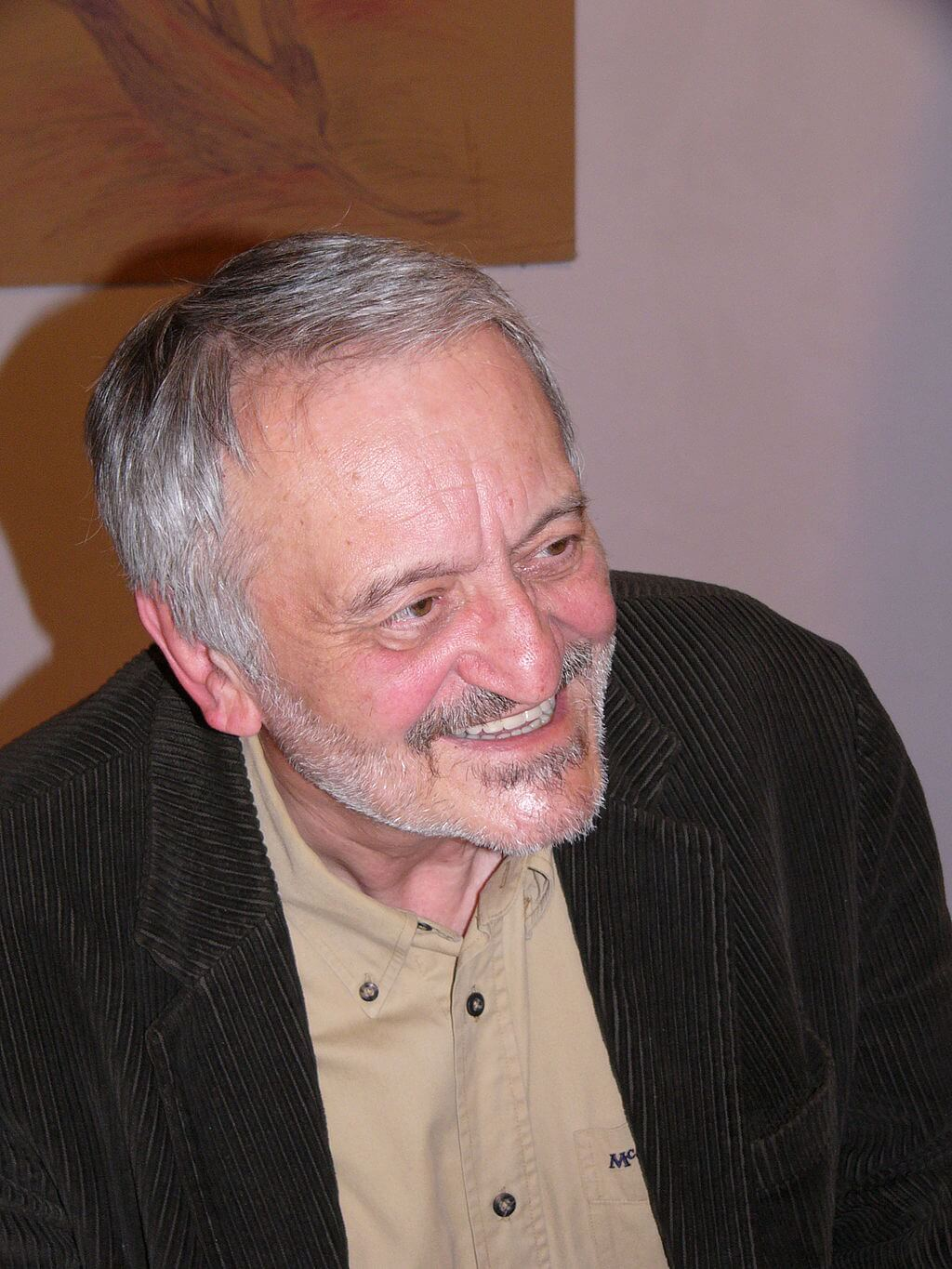 Michal Maňas, CC BY 3.0 <https://creativecommons.org/licenses/by/3.0>, via Wikimedia Commons