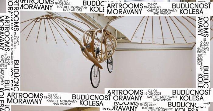 Tip Na Výstavu: Třetí Ročník Mezinárodní Umělecké Výstavy Artrooms Moravany