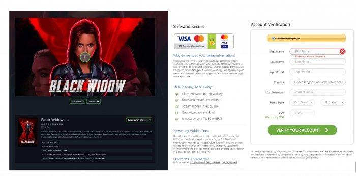 Filmová Novinka Black Widow Přitahuje Diváky I Hackery