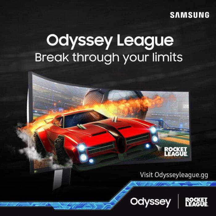 Samsung Odyssey League Hlásí Návrat, Tentokrát Se Bude Hrát Rocket League