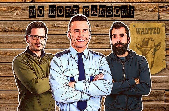 Společně Proti Vyděračům: Iniciativa  No More Ransom Za Pět Let Zachránila Data šesti Milionům Uživatelů