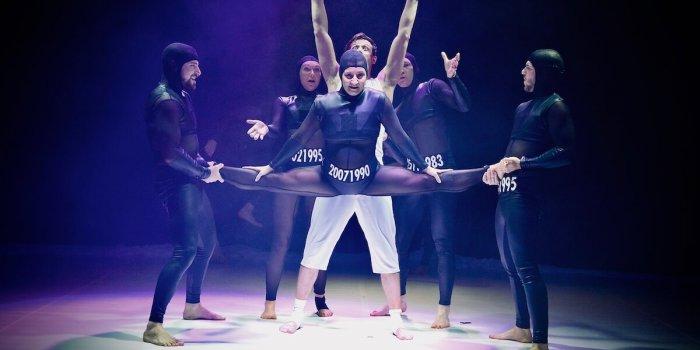 Losers Cirque Company Heroes (foto František Ortmann)